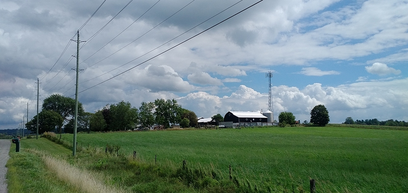 Farm Outside Uxbridge